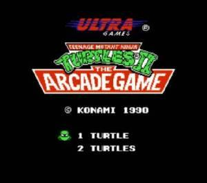 TMNT 2: The Arcade Game