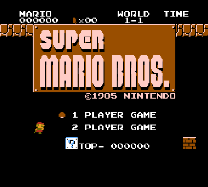 Super Mario Bros: Frustration