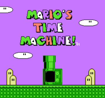 Mario's Time Machine