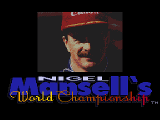 Nigel Mansell's World Championship