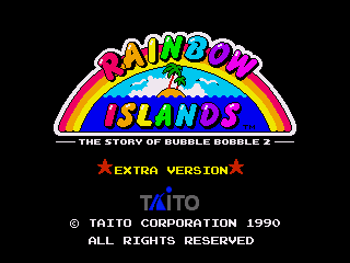 Rainbow Islands: The Story of Bubble Bobble 2