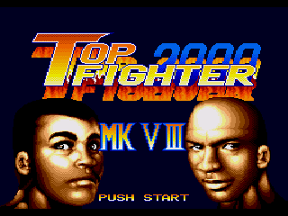 Top Fighter 2000 MK 8