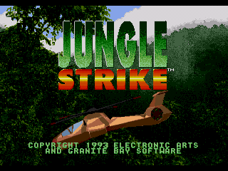 Битва в джунглях / Jungle Strike - Денди игры онлайн