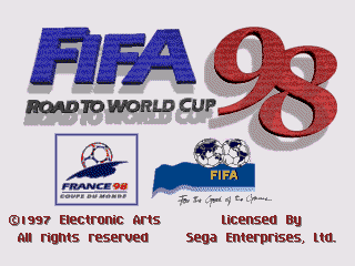 ФИФА 98: Дорога к чемпионату мира / FIFA Soccer 98: Road to the World Cup - Денди игры онлайн