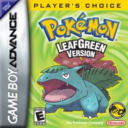 Pokemon – LeafGreen Version (на русском)