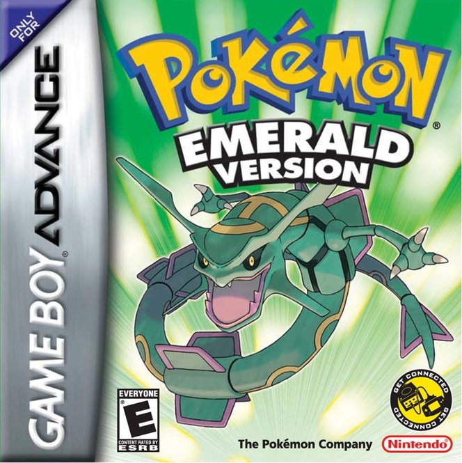 Pokemon — Emerald Version (на русском)