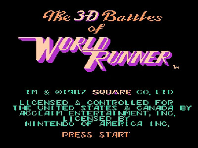 3D Battles of World Runner