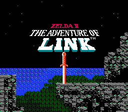 Legend of Zelda 2: Adventure of Link