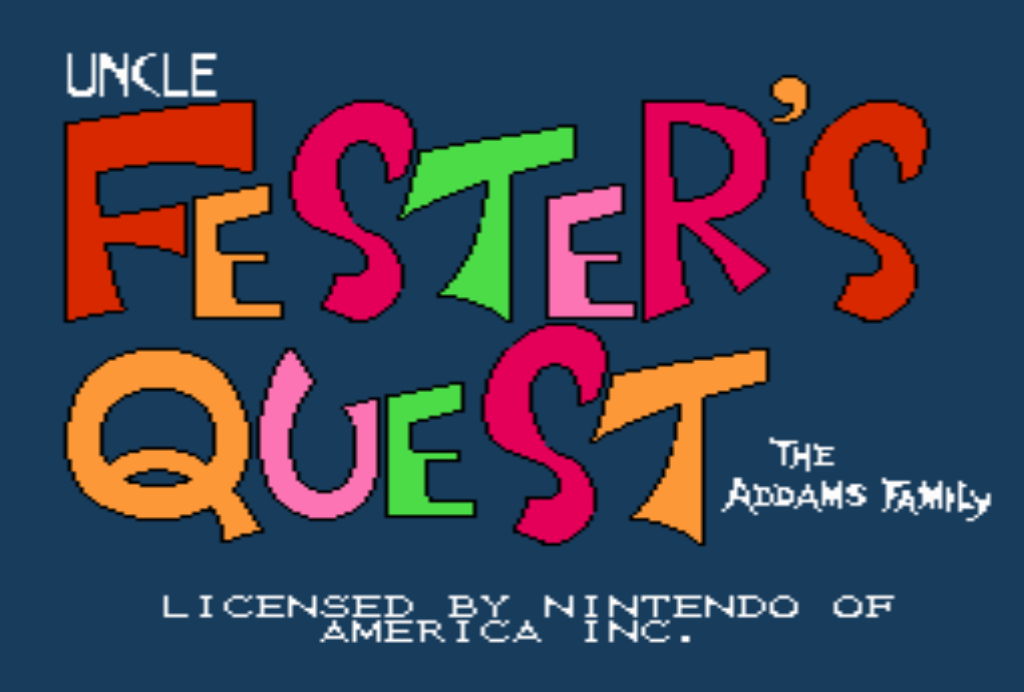 Uncle Fester's Quest