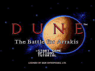 Дюна: Битва за Арракис / Dune: The Battle for Arrakis - Сега игры онлайн