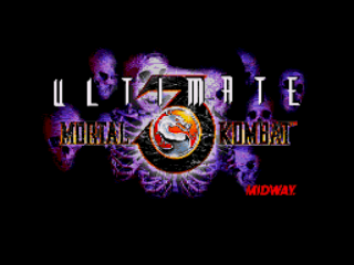 Мортал Комбат 3: Ультиматум / Ultimate Mortal Kombat 3 - Сега игры онлайн