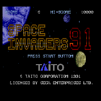 Space Invaders '91