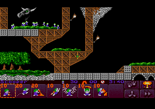 Лемминги 2: Племена / Lemmings 2: The Tribes