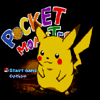 Pocket Monsters
