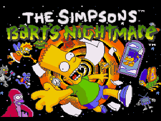 Simpsons, The: Bart's Nightmare